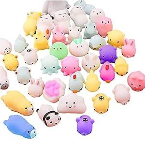 50 Piezas De Squishy Toy