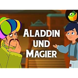 Aladdin und Magier