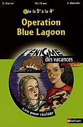 Opération blue lagoon Anglais 5/4e