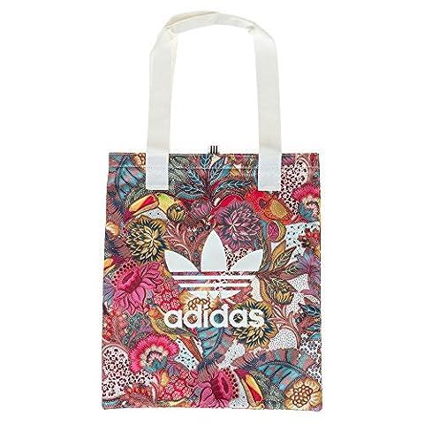 adidas Damen F P B Shopper Tasche, Mehrfarbig-Multco, 45 x