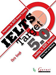 IELTS Target 5.0: Preparation for IELTS General Training - Leading to IELTS Academic 2013 combined Course Book and Workbook and audio DVD