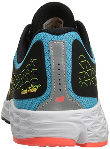 New Balance Women's Fresh Foam Vongo Running Shoe, Blue/Black, 10 B US Blue/Black