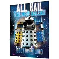 Doctor Who The Daleks 3D Poster