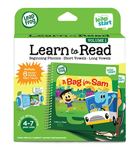LeapFrog 1 244 353,6 cm Interactive Learning System Level 3 Learn to Read Box Set