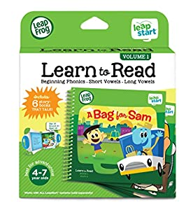 LeapFrog 489903 - Caja de Aprendizaje Interactivo (Nivel 3, aprende a Leer)