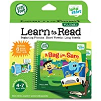 """LeapFrog 489903 """"Interactive Learning System Level 3 Learn to Read"""" Box Set"""