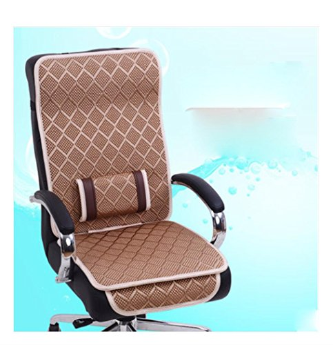 ice-silk-four-seasons-cushions-boss-chair-cushion-belt-back-office-chair-brown-red-computer-chair-ma