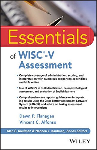 Essentials of WISC-V Assessment Cover Image