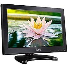 Boblov Eyoyo 11.6 Pulgadas 16:9 HD 1366*768 TFT LCD Monitor Con Entradas HDMI VGA BNC AV Audio Altavoces
