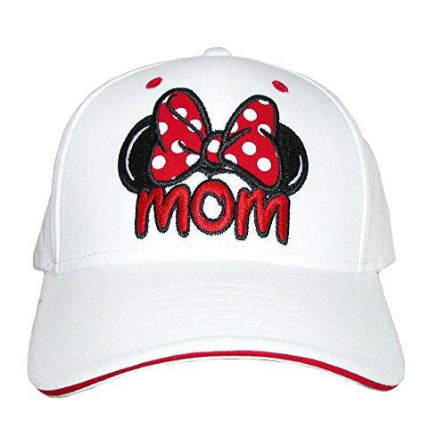 Disney Women's Minnie Mouse Mum Fan Baseball Hat