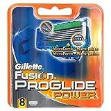 8, 16 o 32 cuchillas de afeitar Gillette Fusion, Fusion Power, ProGlide o ProGlide Power