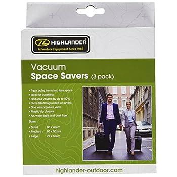 Highlander Vacuum Funda de...