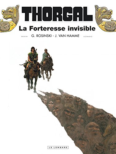 Thorgal, tome 19 : La Forteresse invisible