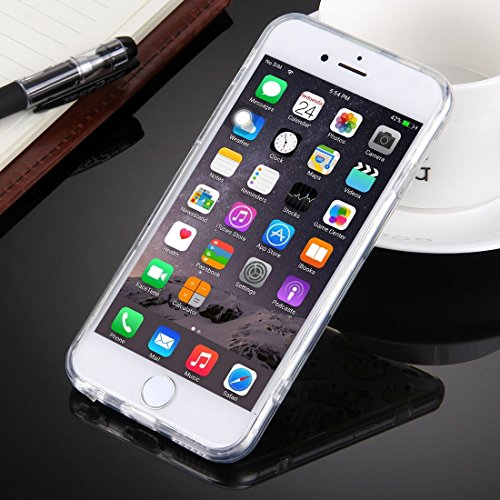Phone case & Hülle Für iPhone 6 Plus / 6s Plus, Sullivan Cartoon Pattern Transparente weiche TPU Schutzhülle Fall ( SKU : IP6P0677F ) IP6P0677A