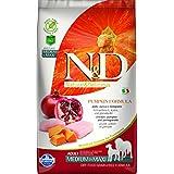 Farmina N&D Grain Free Pumpkin Chicken And Pomegranate Adult Food, 2.5 Kg (Medium And Maxi)