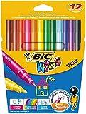 BiC Kids Visa Colouring Pens - Pack of 12