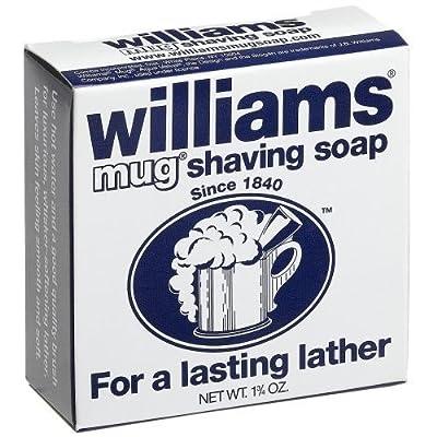 Williams Mug Shaving Soap - 50 g (6-Pack)