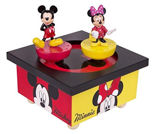 Trousselier - Mickey & Minnie - Disney - Boite à Musique Dancing