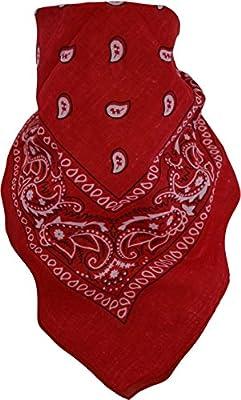 Rocker & Biker Bandana Cap Kopftuch Halstuch in vielen Ausführungen von normani bei Outdoor Shop