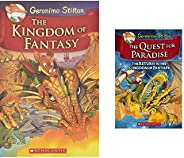 Geronimo Stilton - The Kingdom of Fantasy + Geronimo Stilton - The Quest for Paradise: The Return to the Kingd
