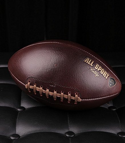 Balón de fútbol americano.–sin soporte)