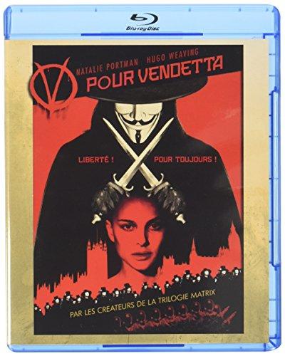 V pour Vendetta [Blu-ray] d'occasion  Livré partout en Belgique