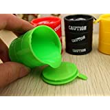 ( BARREL O SLIME PACK OF 5 ) +( 1 LASER LIGHT 3 IN ONE ) FREE OFFER FOR KIDS JELLY