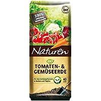 Naturen–® 1806bio de tomates y verduras Tierra 40litros, para todas las Plantas de verduras en beeten & Ollas