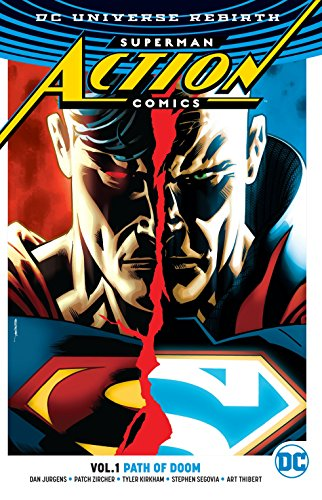 Action Comics TP Vol 1 (Rebirth) (Superman)