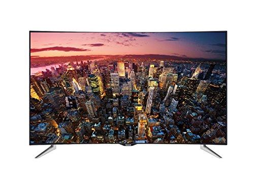 Panasonic TX-55CRW454 139 cm (55 Zoll) Curved Fernseher (Ultra HD, Triple Tuner, Smart TV)