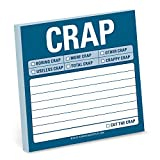 Best Craps Books - Crap (Sticky Note) Review
