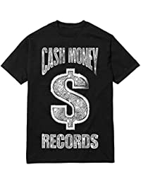 Cash Money Records Black Bling T Shirt