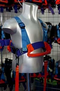 Ski Harness Nippergrip Helping Children Learn To Ski. Ski harness and leads