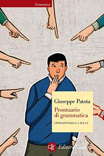 Prontuario di grammatica: L'italiano dalla A alla Z