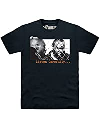 Official The Wire - Listen Carefully T-shirt, Pour homme