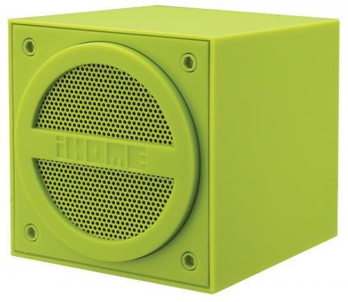 iHome IHIBT16QE Speaker bluetooth portatile verde (Radiowecker Ihome)
