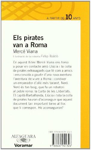 Pirates Van a Roma, Els