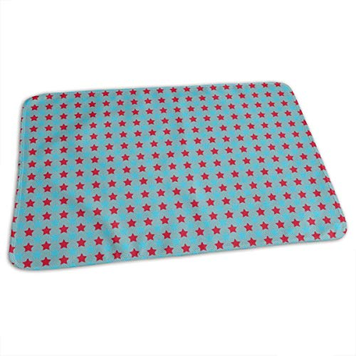 ring Pastel Easter Egg - Pink Baby Portable Reusable Changing Pad Mat 31.5x21.5 inches ()