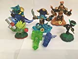 Skylanders Figure Bundle - Trap Team/Superchargers & Imaginators Compatible - (PS3/PS4/Xbox One/Xbox 360/Nintendo Wii/Nintendo Wii U)