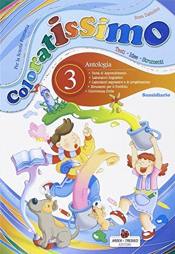 Coloratissimo. Materiali per il docente. Per la 3 classe elementare. Con espansione online