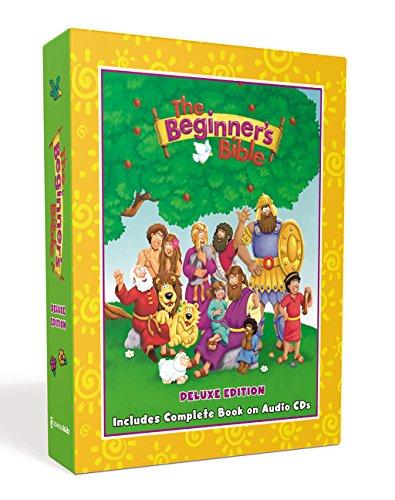 The Beginner's Bible Deluxe Edition: Includes Complete Book on Audio CDs por Zonderkidz