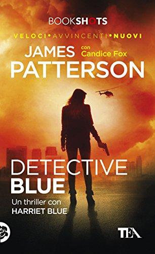 Detective Blue: Un thriller con Harriet Blue (Fox Donna)