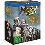 Star Wars: The Clone Wars - Komplettbox Staffel 1-5