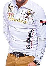 MT Styles Polo Poloshirt MONACO à manches longues MP-450