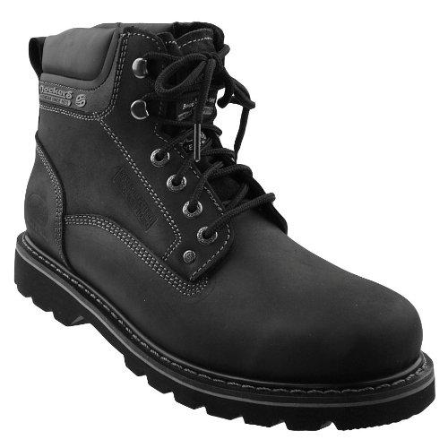 Dockers by gerli compartiment rembourré pour bottes de toutes les couleurs Noir
