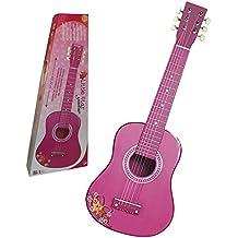 REIG 662210 - Guitarra Madera Rosa 65 Cm