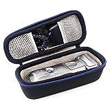 Hart Reise Tasche Case für Braun Series 5 7 9 Men's Wet und Dry elektrischer Rasierer-7898cc 799cc 9290cc 9296cc 9090cc 9075cc 5090cc 5050cc 5030s von GUBEE