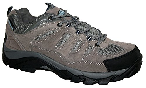 Northwest Territory Mens Nevada Fully Waterproof Walking/Hiking LACE UP Trainer Shoe