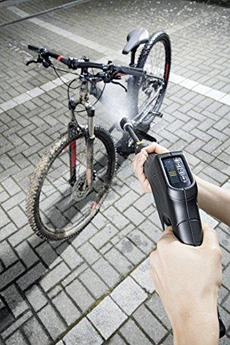 Kärcher Hochdruckreiniger K 3 Full Control inkl. Pistole mit Druckanzeige,Vario Power Jet Strahlrohr und Dreckfräser, Reinigungsmittel-Ausbringung und Quick Connect Funktion (max. 20-120 bar, 380 l/h) -
