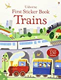 Trains (First Sticker Book)